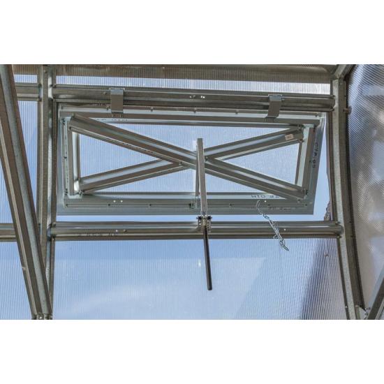 Strešno okno za vrtni rastlinjak Strelka